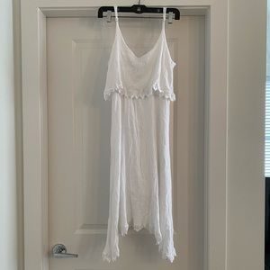 New Look White Summer Dress